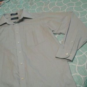 Stafford Essentials Dress Shirt Regular 15 32-33